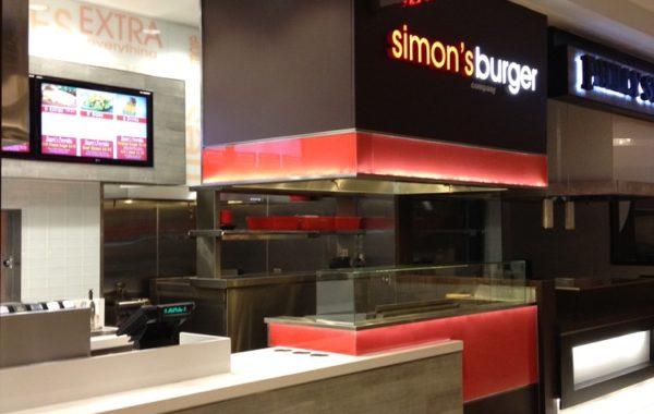 Simon's Burger Company At San Diego