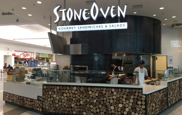 Stone Oven At West Covina